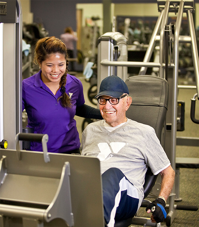 Active Older Adults | YMCA of Greater San Antonio
