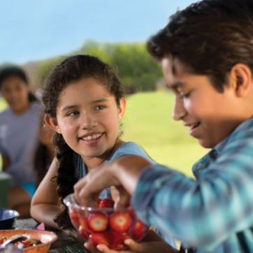 Summer Food Program at the Y