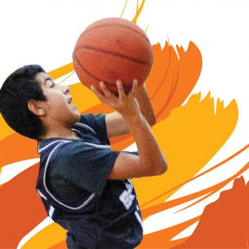 Y Youth Sports Basketball