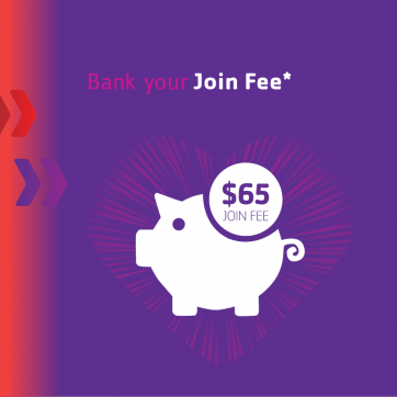 Bank Your Join Fee