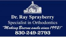 Dr. Ray Sprayberry